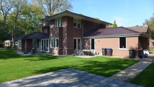DAKRENOVATIE EN VERDUURZAMING COTTAGE, LEERSUM