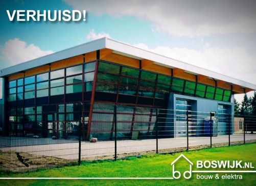 VERHUISD - Boswijk